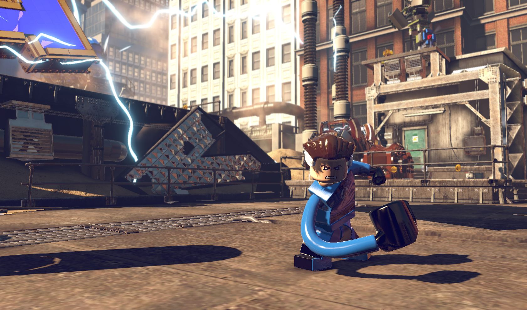 Lego marvel super heroes xbox 360 playstation 3 pc wii u 3ds