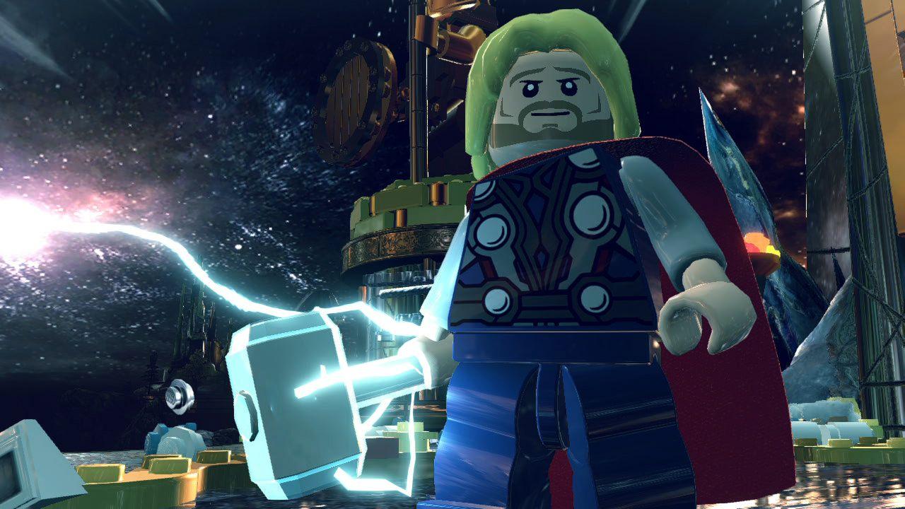lego marvel thor - photo #16