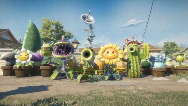 Plants vs. Zombies: Garden Warfare is ... real