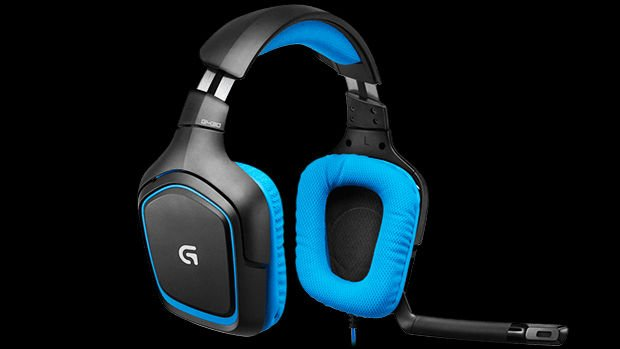 how to clean logitech g430 earpads