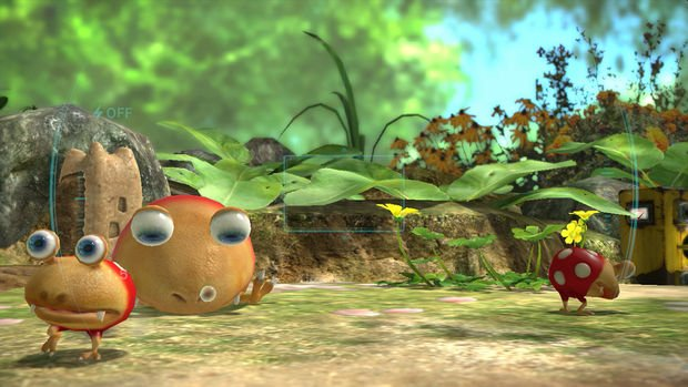 Pikmin 3 Is So Adorably Gruesome