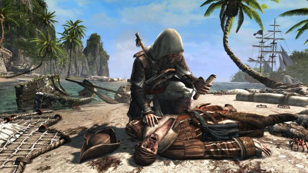 Assassin's Creed IV: Welcome to the Golden Age of Pirates