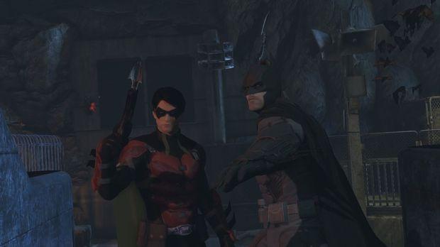 batman arkham origins multiplayer mode revealed