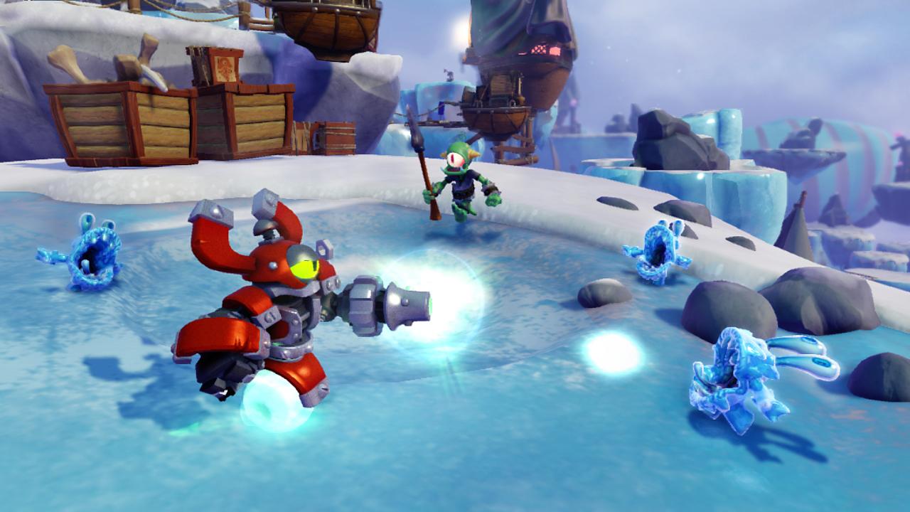 Skylanders Swap Force is surprisingly more fun than evil