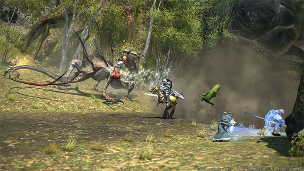 The good and bad of Final Fantasy XIV: A Realm Reborn