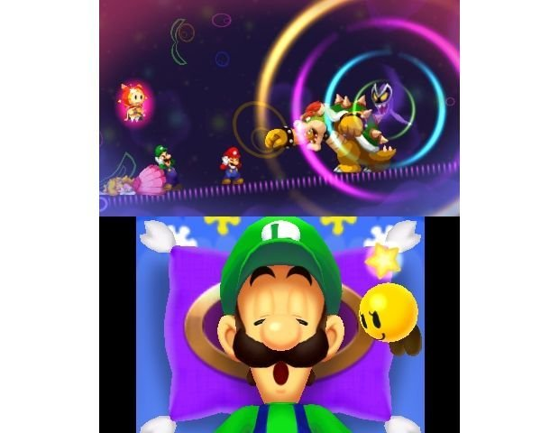 Review Mario Luigi Dream Team
