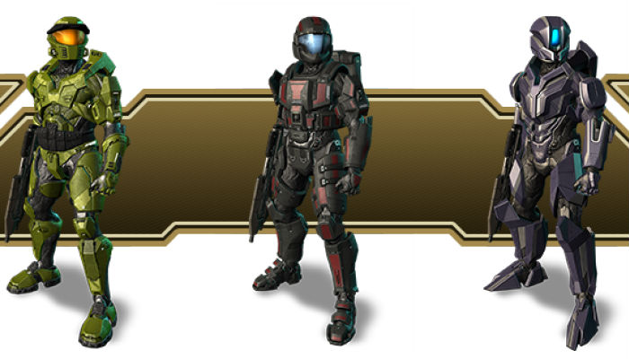 Impressions Halo 4 Champions Bundle