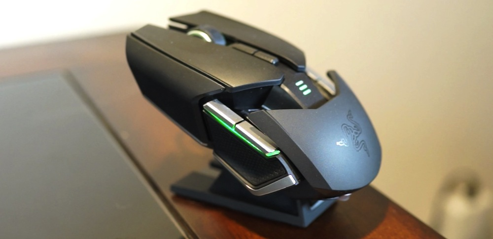 review razer ouroboros wired wireless gaming mouse. Black Bedroom Furniture Sets. Home Design Ideas