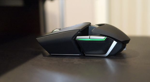 how to connect razer ouroboros wireless