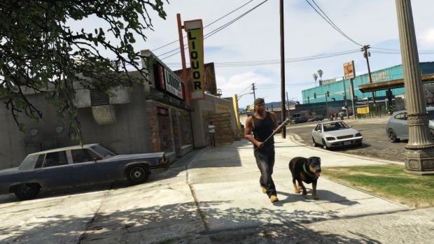 Review: Grand Theft Auto V
