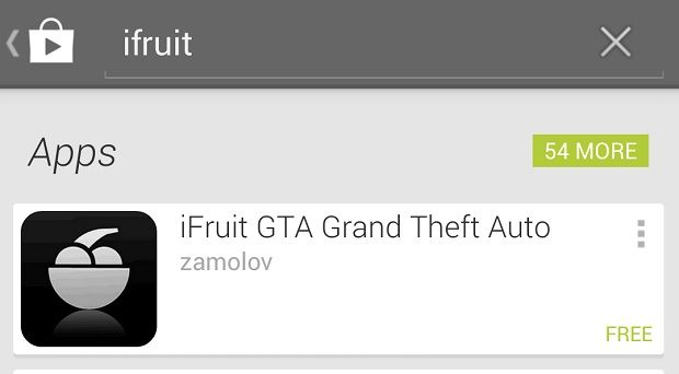 grand theft auto v apple store
