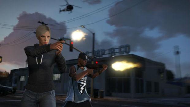 Impressions: Grand Theft Auto Online