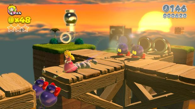 Super Mario 3D World is an absolute blast to play