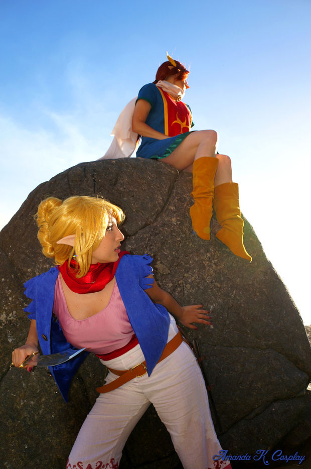 Tetra wind waker cosplay