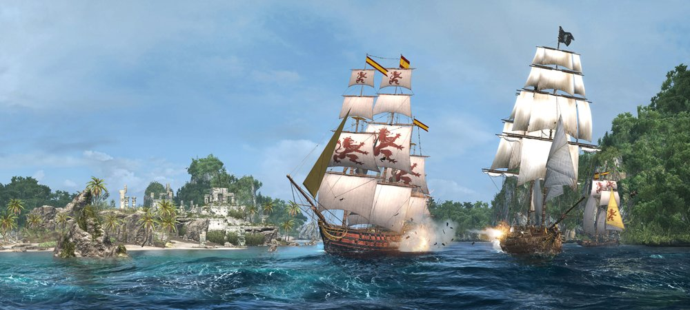How accurate are the soldiers' outfits and warships in ...