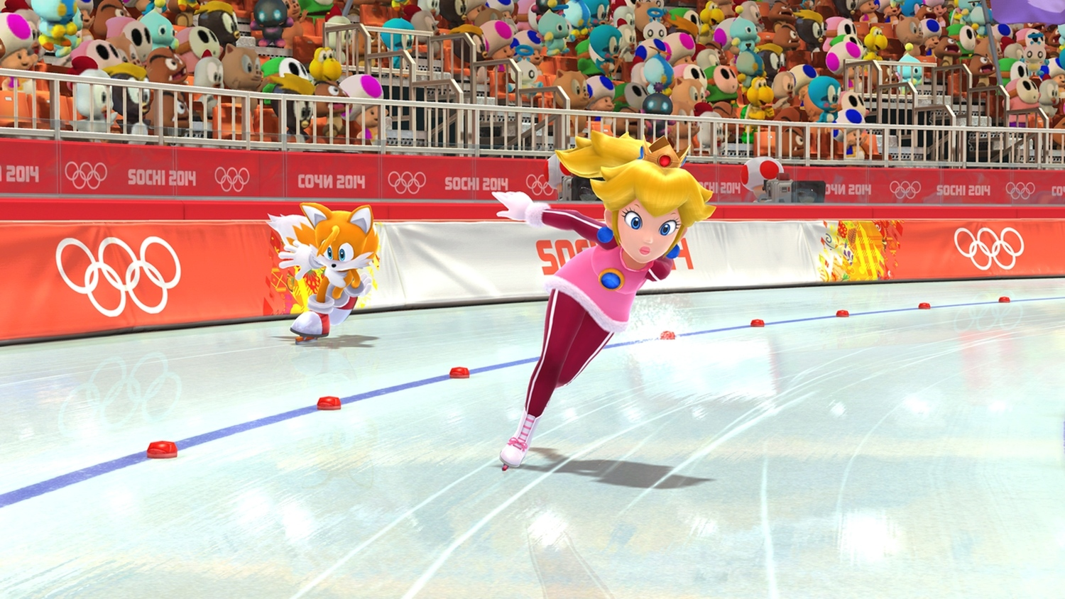 Review: Mario & Sonic at the Sochi Olympic Winter Games