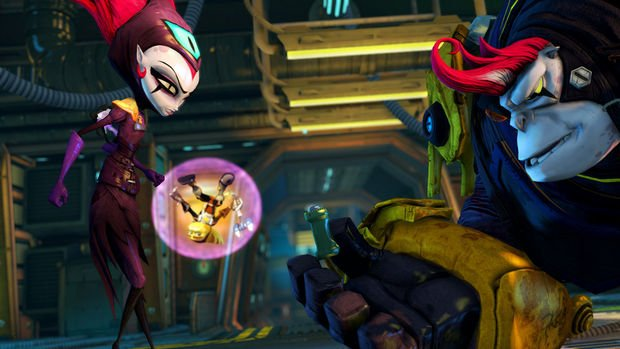 Review: Ratchet & Clank: Into the Nexus