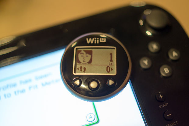 Wii Board Floor ~ Wii fit u weekly weigh in week