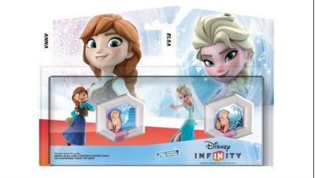 Impressions Disney Infinity Frozen Toy Box Set