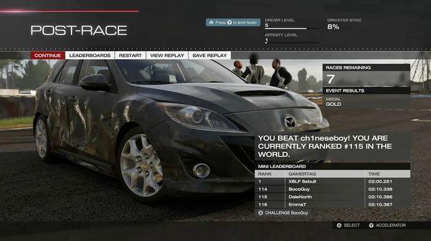 review forza motorsport 5. Black Bedroom Furniture Sets. Home Design Ideas