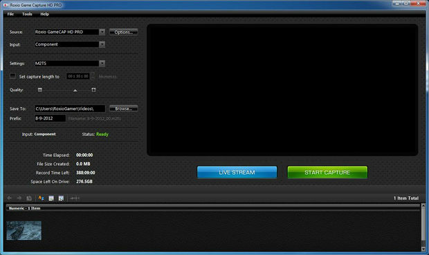 roxio game capture hd pro software free