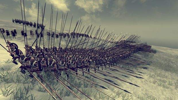 Total War Rome Ii Is Getting An Expansion Soon
