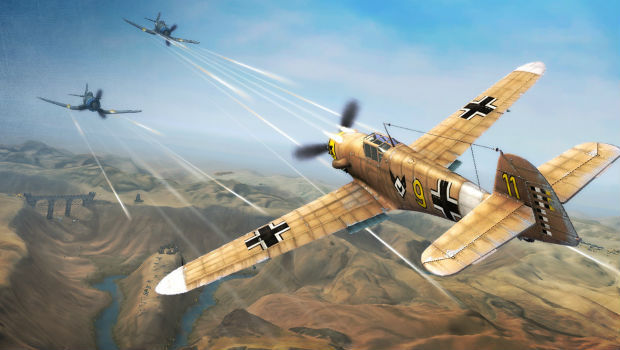 WW1 620x New World of Warplanes Trailer Accompanys Update Notes