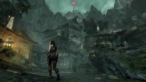 Impressions Tomb Raider Definitive Edition