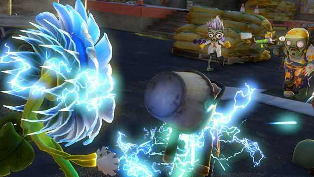 Plants vs. Zombies Garden Warfare Coming to PlayStation