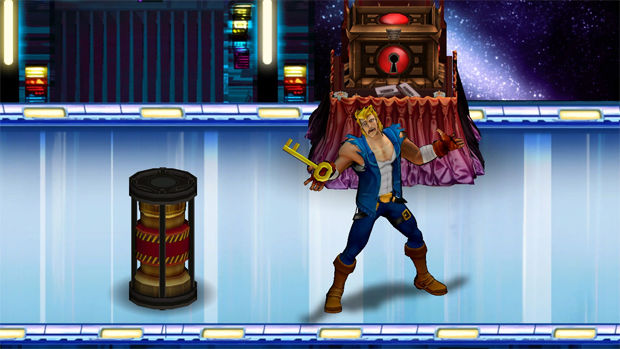 Review Double Dragon Neon