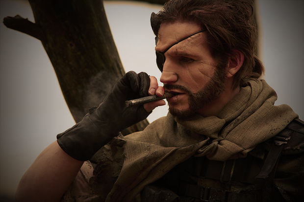 the metal gear series brings out the best in cosplay