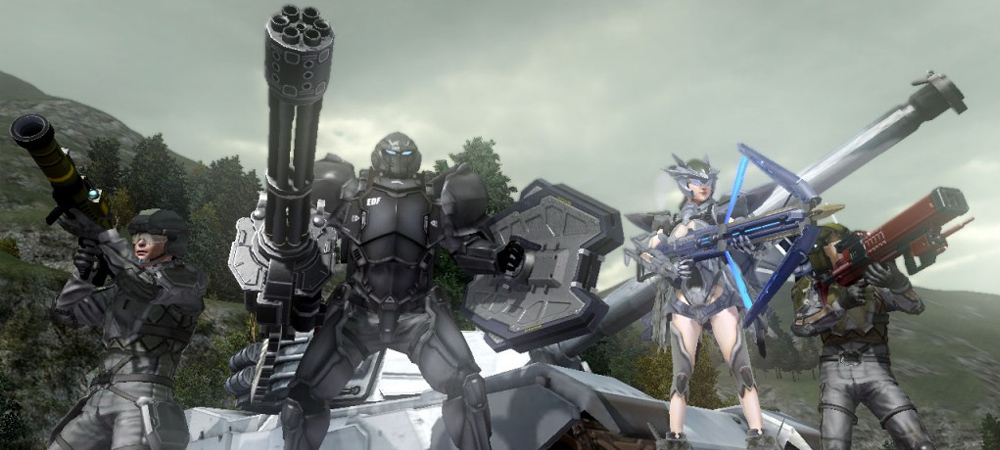 Review: Earth Defense Force 2025