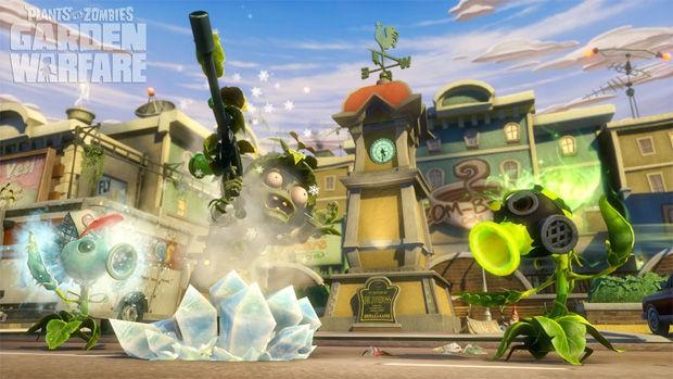 Impressions Plants Vs Zombies Garden Warfare Xbox 360