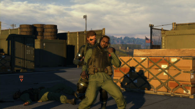 Here's everything you can do in Metal Gear Solid V: Ground