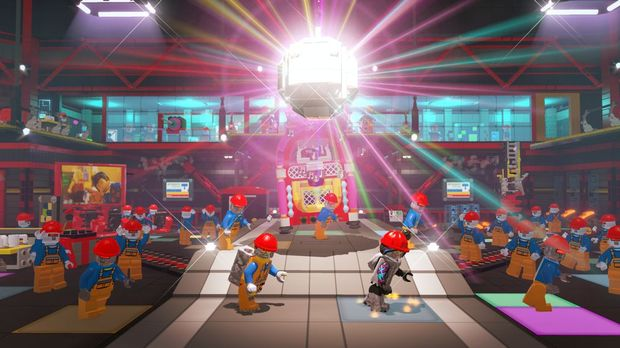 Review: The LEGO Movie Videogame