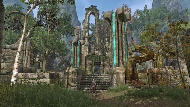 Review: The Elder Scrolls Online