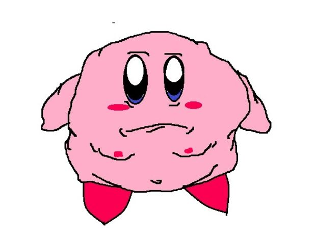 Weird Kirby Pictures 5