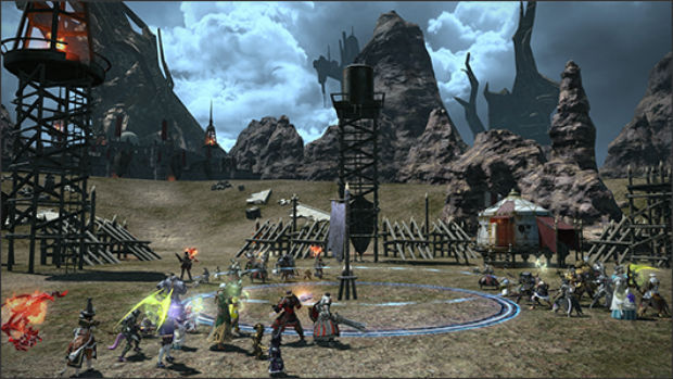 Review in Progress: Final Fantasy XIV: A Realm Reborn (Patch