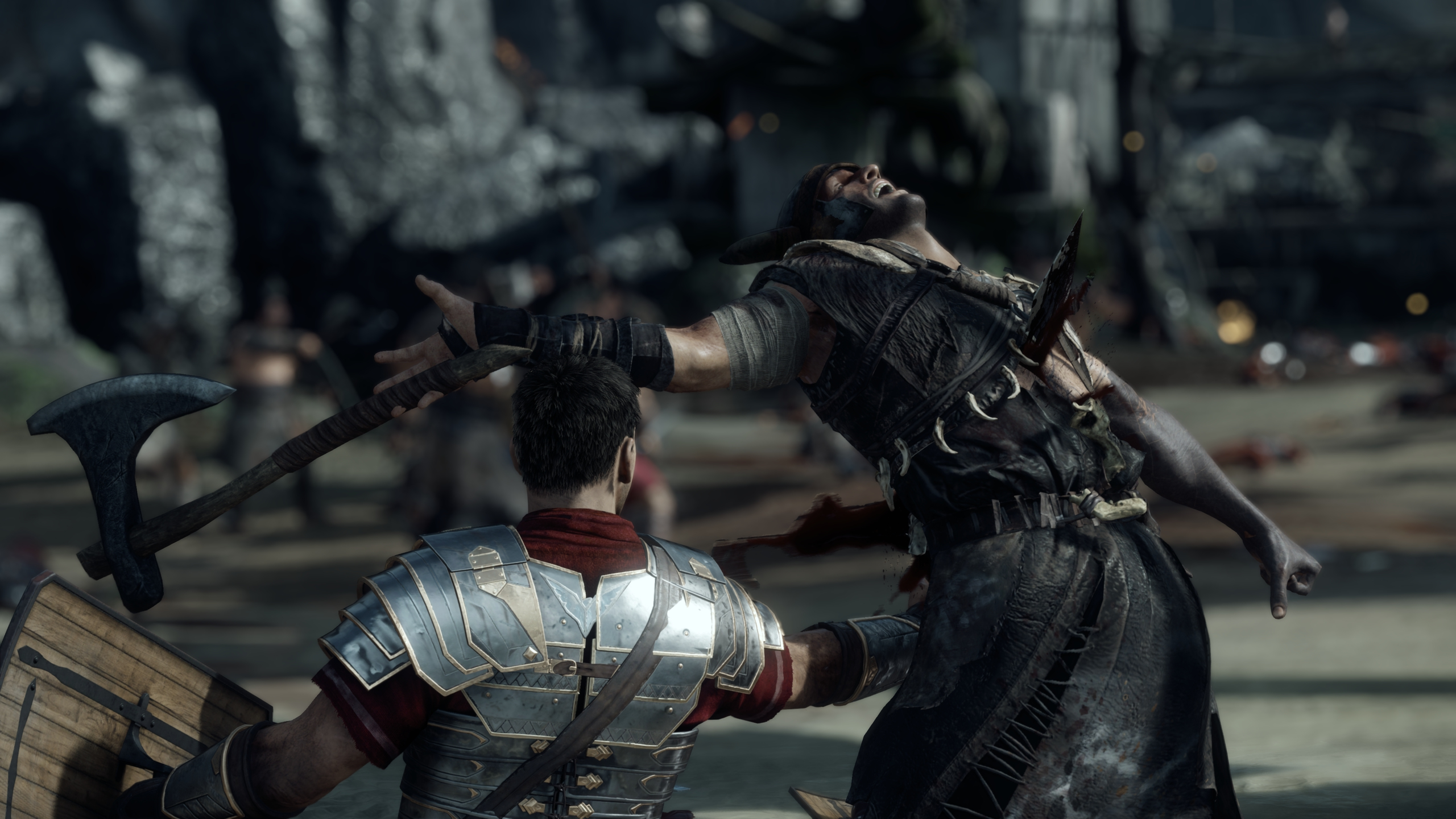 ryse son of rome how to get to the tower