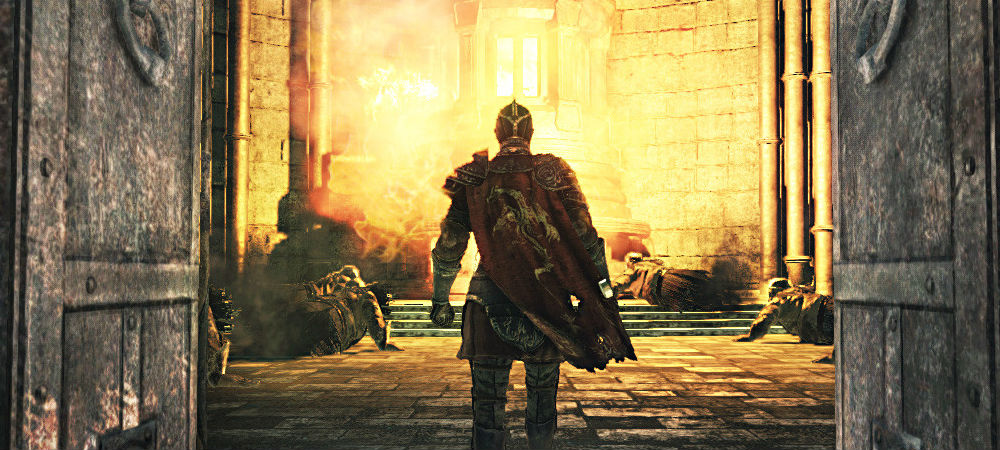 Crown Of The Old Iron King: Review: Dark Souls II: The Crown Of The Old Iron King