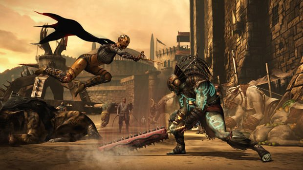 Mortal Kombat X Is Aiming To Tone Down The Zoning Game