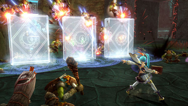 Review Hyrule Warriors