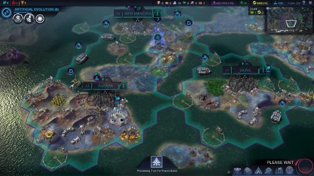 скачать игру Sid Meier S Civilization Beyond Earth через торрент img-1