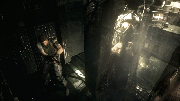 Resident Evil was a difficult game to remaster in HD