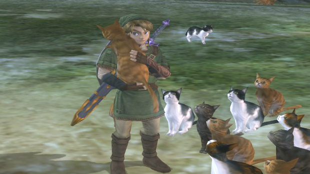 DEFINITIVE TOP 9 VIDEOGAME CATS OF ALL TIME