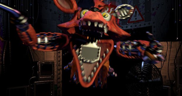 Review: Five Nights at Freddy's 2
