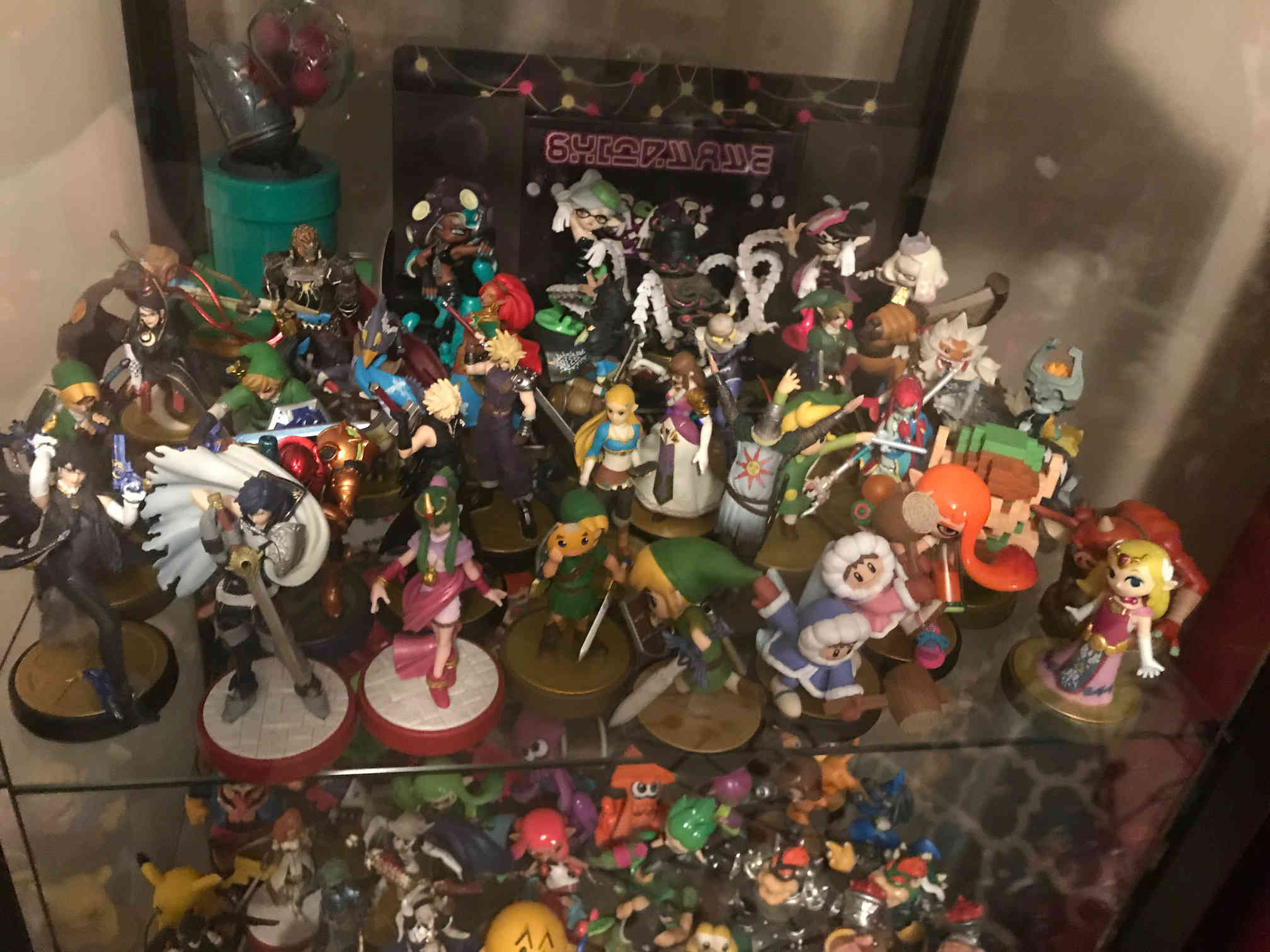 Here Are All The Amiibo Waves And Figures We Know About