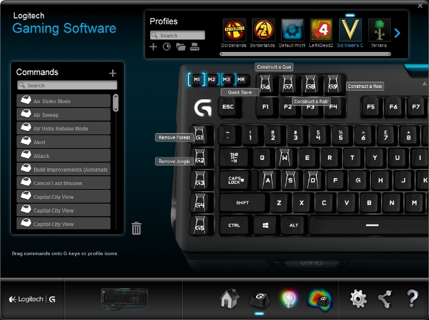 Review: Logitech G910 Orion Spark