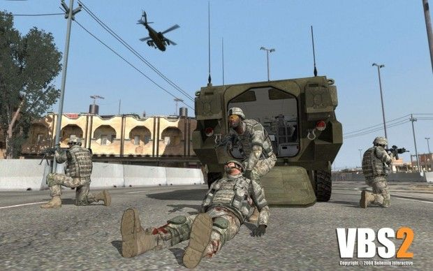 Videogames and military recruitment: Part 1