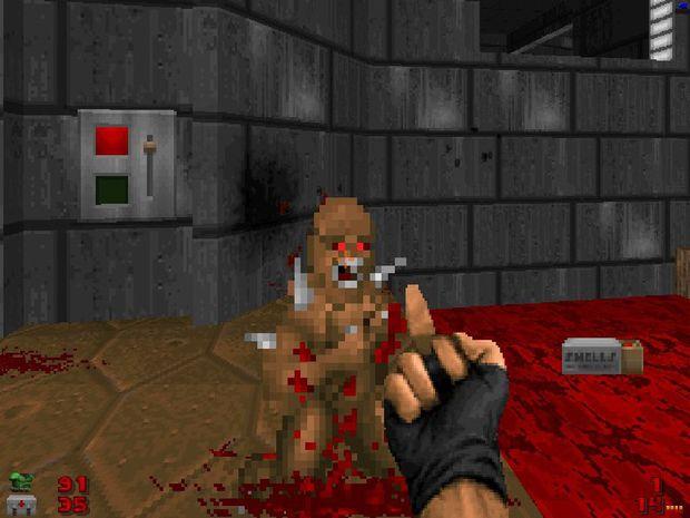 Doom sex story with imp